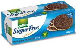 Gullón Digestive – Celozrnné sušenky polomáčené, bez cukru