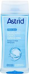 Astrid Fresh Skin Osvěžující čisticí pleťová voda pro normální a smíšenou pleť