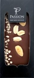 Passion Chocolate Mléčná čokoláda Citron a Mandle