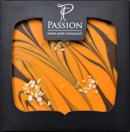 Passion Chocolate Cuvée čokoláda Banán a Pomeranč
