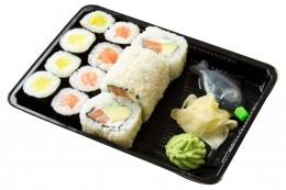 Yam Yam Sushi set Go