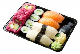 Yam Yam Sushi set Shichi