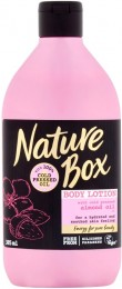 Nature Box tělové mléko Mandle
