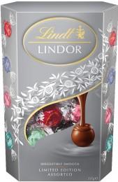 Lindt Lindor Assorted Silver