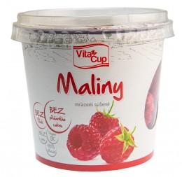 VitaCup Maliny mrazem sušené