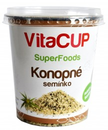 VitaCup Konopné semínko