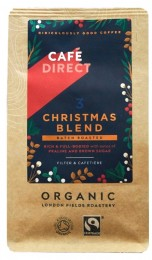 Cafédirect BIO Christmas Blend mletá káva