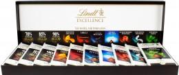 Lindt Excellence degustation kit