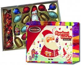 Chocoland Kolekce Veselý Santa