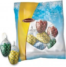 Chocoland Vánoční dekorace sáček Šisky