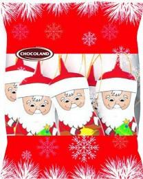 Chocoland Vánoční dekorace sáček Mikuláš