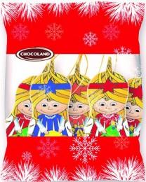 Chocoland Vánoční dekorace sáček Anděl