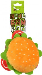Huhubamboo Hamburger 10 cm