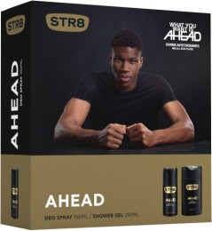 STR8 Ahead Deodorant 150 ml+ Sprchový gel 250 ml