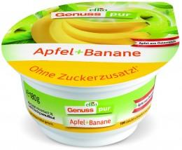Efko Genuss Pur jablko/banán
