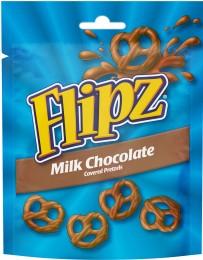 Flipz Preclíky v mléčné čokoládě