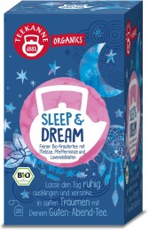 Teekanne Organics Sleep & Dream