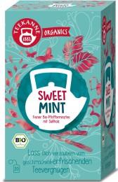 Teekanne BIO Organics Sweet Mint