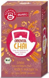 Teekanne Organics Oriental Chai