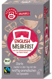 Teekanne Organics English Breakfast