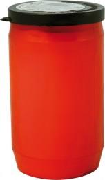 Hřbitovní svíčka olejová kompozice parafínová malá vklad