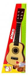 Kytara dřevěná 53cm