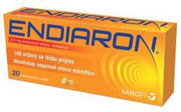 ENDIARON 250MG potahované tablety 20