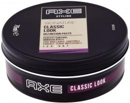 AXE Signature vosk na vlasy