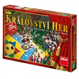 Království her - soubor 365 her