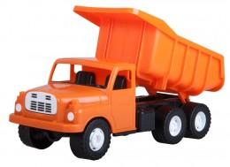 Auto Tatra 148 oranžová sklápěčka, 30 cm