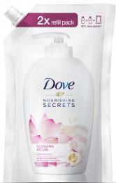 Dove tekuté mýdlo Glow Lotus náhradní náplň