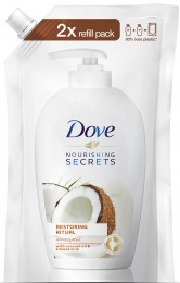 Dove tekuté mýdlo Restor Coco náhradní náplň