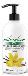 Naturalium Tělové mléko Vanilka