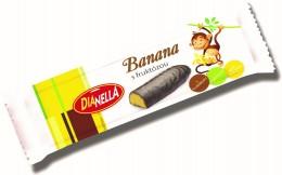 DiaNella Banánová tyčinka bez cukru