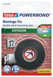 Tesa Montážní páska Powerbond exteriér 1,5 m x 19 mm