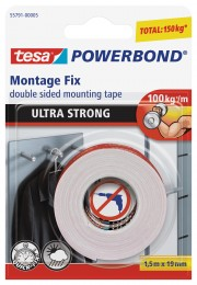 Tesa Montážní páska Powerbond ULTRA STRONG 1,5 m x 19 mm
