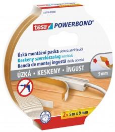 Tesa Montážní páska Powerbond úzká 10 m x 9 mm