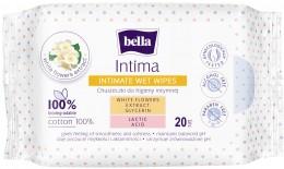 Bella Intimní vlhčené ubrousky Intima 20 ks