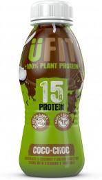 Ufit Proteinový nápoj vegan coco choc