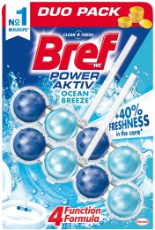 Bref Power Aktiv Ocean WC blok 2 x 50g