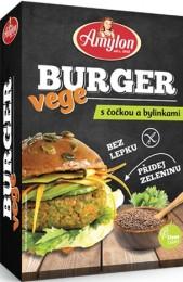Amylon Vege burger s čočkou a bylinkami