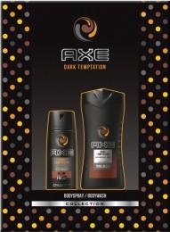 Axe Dark Temptation Deodorant 150ml + Sprchový gel 250ml