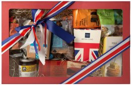 Marks and Spencer Britský dárkový balíček