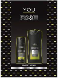 Axe You Deodorant 150ml + Sprchový gel 250ml