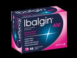 IBALGIN 400 400MG potahované tablety 48