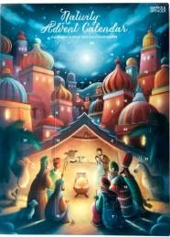 Marks & Spencer Adventní kalendář s obrázkem betlému