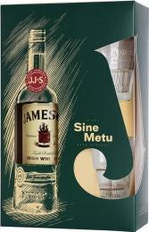 Jameson 0,7l + 2 skleničky