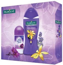 Palmolive Aroma Relaxed dárková kazeta