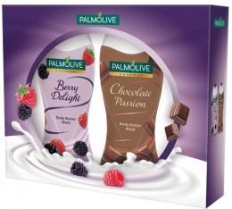 Palmolive Gourmet Double dárková kazeta