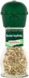 Kotányi Řecké bylinky - mlýnek